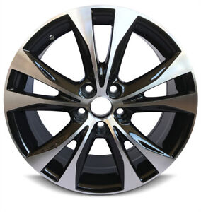 Set Of 4 New 18 x7 5 Replica Alloy Wheels Rim Fits 13 15 Toyota Rav4 5x114 3