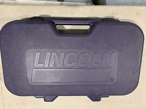 Lincoln Powerluber 12v Lithium Ion Grease Gun Model 1264 Power Luber