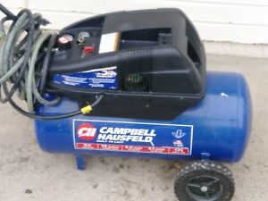 Air Compressor Campbell Hausfeld 13 Gallon 5 Hp Wl650000aj 125 Psi