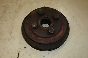 Ford 800 Tractor Power Steering Double Crankshaft Pulley 600