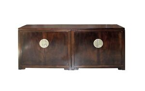 Michael Taylor Baker Far East Collection Credenza Sideboard Buffet Cabinet