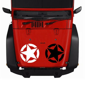 America U S Army Forces Military 5 Point Star Graphic Vinyl Decal Sticker V6