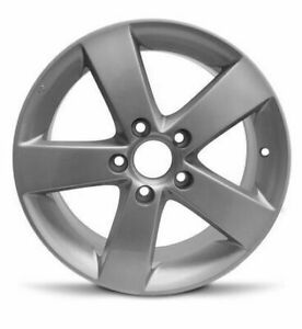Set Of 4 Wheels Fits 06 11 Honda Civic New Aluminum Rim 16 x6 5 5 Lug 5 Spokes