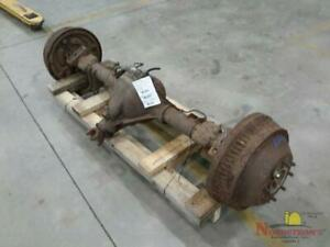 1992 Chevy 2500 Pickup Rear Axle Assembly 4 10 Ratio Open
