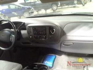 1998 Ford F150 Pickup Dash Mounted Temperature Controls