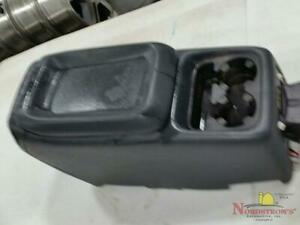 2002 Chevy Silverado 2500 Pickup Floor Center Console Black