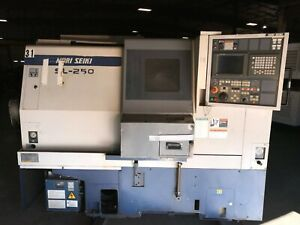 1997 Mori Seiki Sl 250b Parts Catcher Tailstock Available Immediately
