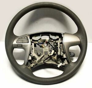 07 08 09 2010 11 Toyota Camry Oem Steering Wheel With Control