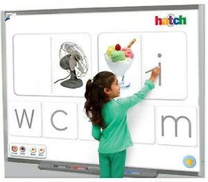 Smart Board With Projector And Mount For Home School 90 Days Warranty