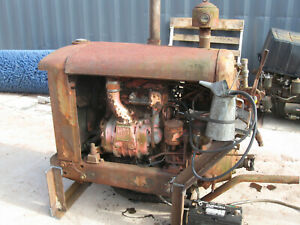 Detroit Diesel 2 71 Engine Allis Chalmers Hd5 Power Unit