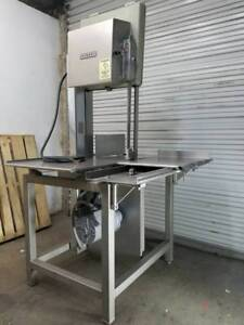 Hobart Meat Cutting Band Saw Model 5701 142 blade 3 Phase