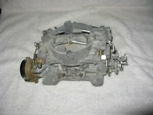 Nos Buick 1964 425 Carter Afb Carburetor