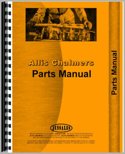 New Oliver Wagner Backhoes Tractor Parts Manual