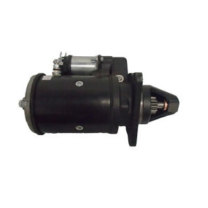 70273902 Starter For Allis Chalmers 180 185 190 190xt 200 6060 6080 Tractor