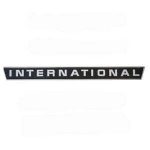 Hood Side Emblem International 1026 1256 756 656 856 1456 826 2753920r1