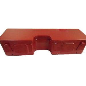 999760r91 Light Bar Mounted Tool Box With Lid For Case ih Tractor Models