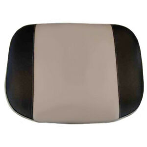 Black And White Seat Cushion For Oliver Tractor 1550 1650 1750 1850 1950