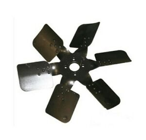 6 Blade Cooling Fan For John Deere 2020 2030 1750 2440 2155 2040 2150 1830 2255