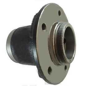 70228897 New 5 bolt Hub For Allis Chalmers Tractor D10 D12 D14 D15 D17 Wd Wd45
