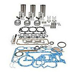 Eok1131 lcb New 3 Cyl Engine Overhaul Kit Made To Fit Allis Chalmers 160 Series