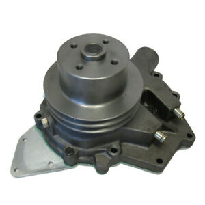 Re16666 Water Pump With Pulley For John Deere 2940 2950 2955 3155