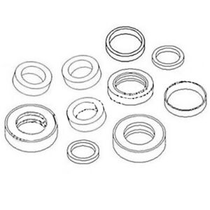 147734 New Prentice Crane Loader Main Boom Cylinder Seal Kit 110 210 410 610