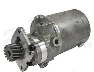 Massey Ferguson Tractor Power Steering Pump 523092m91 165 175 255 265 275 382 50