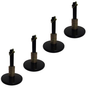 4 Snow Plow Skid Shoe Foot 1303200c For Boss Western Meyer Curtis Fisher 4 Pk