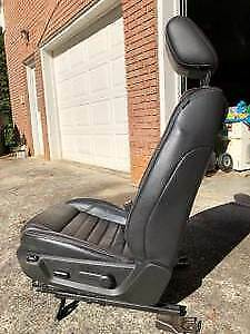 2010 2014 Mustang Convertible Leather Power Driver Left Seat Pick Up Only