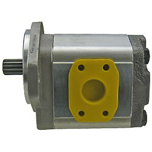 Ford New Holland Loader Backhoe Hydraulic Pump For 550 535 555 D1nn600b Cessna