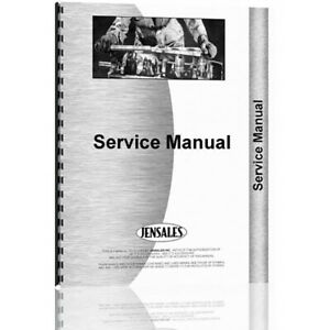 New Case 300 Engine Service Manual