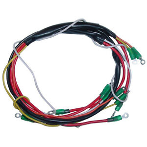 Naa10301 12v Wiring Harness Conversion Kit For Ford Tractor 600 Series 601