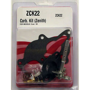 Zck22 Basic Viton Carburetor Kit Fits Case ih Tractor Model Cub