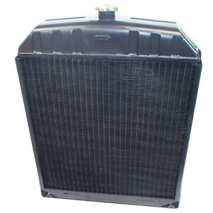 Radiator For Allis Chalmers Wd45 Wd Wc Wf 70228587 70228585