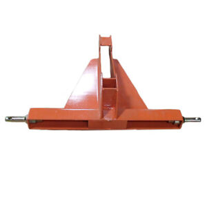 3 point Receiver Hitch orange Rvs Campers Trucks Flatbeds Trailers Boats Buses