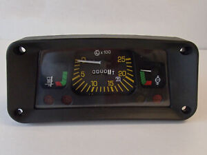 New Gauge Cluster Ford New Holland Tractor 230a 6610s 4610n 4630 2310 234 5030
