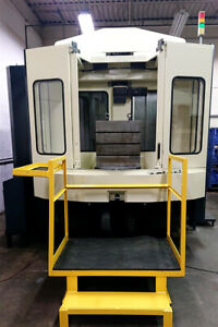 Makino A77 Horizontal Machining Center 24 8 Cts 4th Axis Tooling