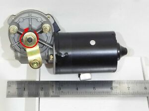 Dc 12v 60rpm Worm Geared Motor High Torque 600kg cm Reversible Right Angle