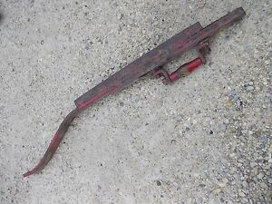 Farmall M Sm Mta 300 400 450 560 350 Tractor Ih Draw Bar Hitch Tongue