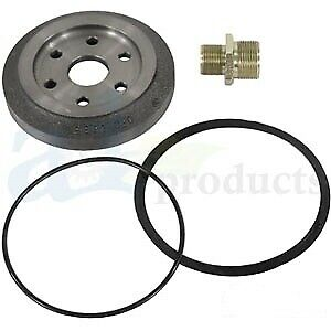 Oil Filter Adapter Kit Ford 8700 9200 9000 8600 Tw10 8200 Tw20 9700 9600 8000