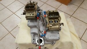 Edelbrock Str 12 For Small Block Mopar