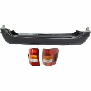 Kit Auto Body Repair New Rear For Jeep Grand Cherokee 1999 2002