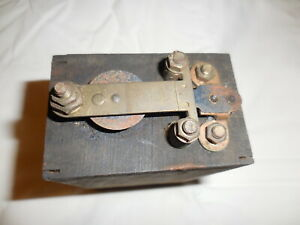 Model T Wooden Box Spark Coil