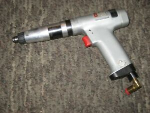 Desoutter Pistol Grip Screwdriver Nutrunner Drill Air Tool England Pneumatic