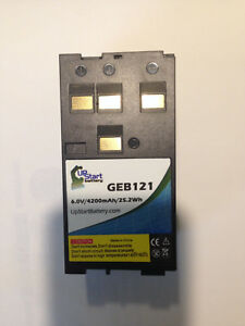 Geb121 Battery For Leica Dna03 Tc805 Tcr405 Rcs1100 Tcr803 Tc803 Sr510