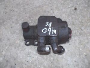 Farmall 560 460 Rc Ih Tractor Power Steering Powersteering Pump Valve