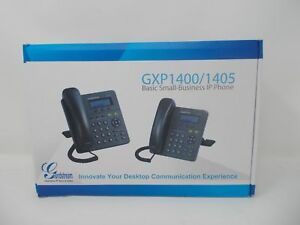 Grandstream Gxp1400 1405 Hd Voip Small Business Ip Office Phone