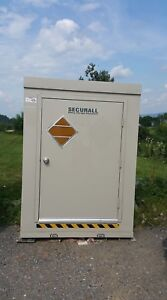 Securall Safety Storage Building Model B400