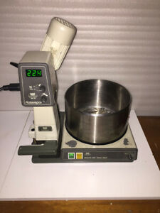 Brinkman Buchi Re 121 Rotavapor Digital Rotary Evaporator With 461 Water Bath