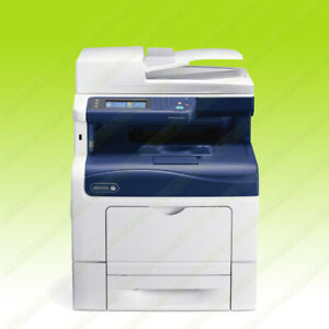 Xerox Workcentre 6605 Laser Color Bw Printer Scan Copier Fax 36ppm Letter A4 Mfp